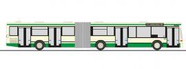 RIETZE 76424 Mercedes-Benz O405 GN2 RSV Reutlingen Busmodell 1:87 online kaufen