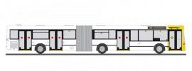 RIETZE 76427 Mercedes-Benz O405 GN2 Bremerhavenbus Busmodell 1:87 online kaufen