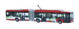 RIETZE 76702 Solaris Urbino 18 2019 electric VAG Nürnberg Busmodell 1:87 online kaufen