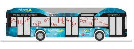 RIETZE 77001 Solaris Urbino 12 2019 Hydrogen Postbus Holding Graz Busmodell 1:87 online kaufen