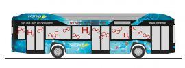 RIETZE 77002 Solaris Urbino 12 2019 Hydrogen Postbus Klagenfurt Busmodell 1:87 online kaufen