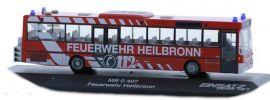 RIETZE 77318 Mercedes-Benz O 407 FW Heilbronn | BUS-Modell 1:87 online kaufen