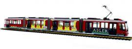 RIETZE STRA01032 Adtranz GT8 VAG Adler Bahnmuseum Strassenbahn Standmodell 1:87 online kaufen