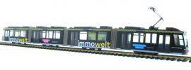 RIETZE STRA01033 Adtranz GT8 VAG  immowelt Strassenbahnmodell 1:87 online kaufen