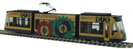 RIETZE STRA01059 Siemens Combino Weltpremiere Combino Duo Nordhausen Strassenbahn 1:87 online kaufen