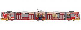 RIETZE STRA01077 Duewag 6MGT RNV Feuerwehr Mannheim Strassenbahnmodell 1:87 online kaufen