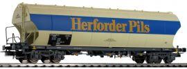Rivarossi HR6399 Silowagen Herforder Pils DB AG | DC | Spur H0 online kaufen