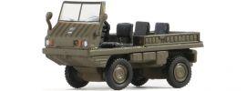 Roco 05396 Puch Haflinger ohne Plane ÖBH | Modellauto Spur H0 online kaufen