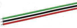 Roco 10623 Flachbandkabel | 3-polig | 10 m | 0,7 mm² online kaufen