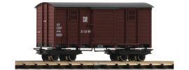 Roco 34622 Gedeckter Güterwagen DR | DC | Spur H0e online kaufen