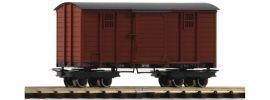 Roco 34623 Gedeckter Waldbahn-Güterwagen | DC | Spur H0e online kaufen