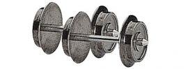 Roco 40196 Wechselstromradsatz | 2 Stück | Länge 24,75 mm | Spur H0 online kaufen