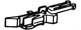 Roco 40270 Kurzkupplung | 4 Stück | Spur H0 online kaufen