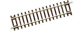 Roco 42411 Diagonalgerade DG1   Länge 119mm   DC   Gleise Spur H0 online kaufen
