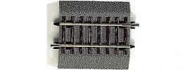 Roco 42513 Gerades Gleis G1/4 | Länge: 57,5mm | Roco Line | Spur H0 online kaufen
