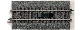 Roco 42519 Elektrisches Entkupplungsgleis G1/2 | Länge: 115mm | Roco Line | Spur H0 online kaufen