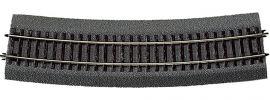 Roco 42527 Gebogenes Gleis R9 | r=826,4mm/15° | Roco Line | Spur H0 online kaufen