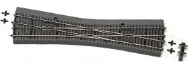 Roco 42591 Einfache Kreuzungsweiche EKW 10   r=959mm   10°   Roco Line   Spur H0 online kaufen