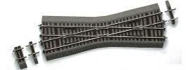 Roco 42597 Kreuzung K15   Länge: 230mm   15°   Roco Line   Spur H0 online kaufen