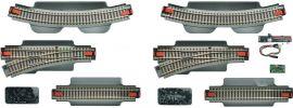 Roco 51250 Gleis-Ergänzungsset zu Digi-Startpackung | Spur H0 online kaufen