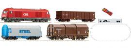 Roco 51282 Digital Startset Diesellok Rh2016 mit Güterzug ÖBB | DCC | Spur H0 online kaufen