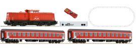 Roco 51285 Digital-Startset Diesellok BR 204 mit Personenzug DB AG | DCC | Spur H0 online kaufen