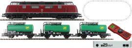 Roco 51290 z21 Digital Startset BR 220 + Kesselwagenzug BP DB | DCC | Spur H0 online kaufen