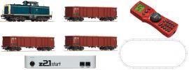Roco 51299 z21 Digital Startset Diesellok BR 211 mit Rübenzug | DB | DCC | Spur H0 online kaufen
