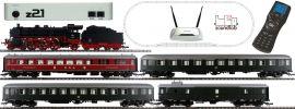 Roco 51313 z21 Digitalset Dampflok BR 18.6 mit D-Zug DB | DCC | Spur H0 online kaufen