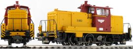 Roco 52532 Diesellok Di5 gelb/braun | NSB | DC | Spur H0 | B-WARE online kaufen