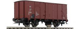Roco 56233 Gedeckter Güterwagen G10 ohne Bremserhaus DB | DC | Spur H0 online kaufen