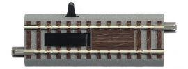Roco 61118 Entkupplungsgleis, elektrisch | Länge 100 mm | geoLine | Spur H0 online kaufen
