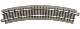Roco 61122 gebogenes Schienenstück R2 | r 358 mm | 30° | geoLine | Spur H0 online kaufen