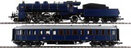 Roco 61473 Zugset Dampflok Gattung S 3/6 und Salonwagen K.Bay.Sts.B. | AC Sound | Spur H0 online kaufen