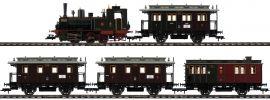 Roco 61476 Jahreszug Set Dampflok Gattung T3 mit Personenzug K.P.E.V. | AC | Spur H0 online kaufen