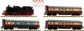 Roco 61478 4-tlg. Zugset Ruhr-Schnellverkehr DRG   DCC Sound   Spur H0 online kaufen