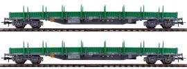 Roco 67081 2-tlg. Set Rungenwagen RENFE | DC | Spur H0 online kaufen