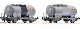 Roco 67168 2-tlg. Set Kesselwagen Florin | SBB | DC | Spur H0 online kaufen