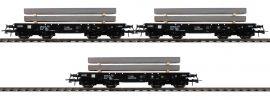 Roco 67194 3-tlg. Set Schwerlastwagen NS | DC | Spur H0 online kaufen