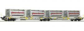 Roco 67403 Gelentaschenwagen Giezendanner AAE | DC | Spur H0 online kaufen