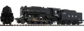 Roco 72152 Dampflok S 160 USTC | DC | Spur H0 online kaufen