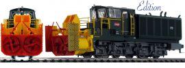 Roco 72808 Diesellok Beilhack Schneeschleuder SNCF | DCC Sound | Spur H0 online kaufen
