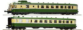 Roco 73006 Dieseltriebzug X 2720/XR 7700 SNCF | DC analog | Spur H0 online kaufen