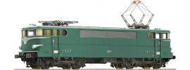 Roco 73048 E-Lok BB9200 grün SNCF | DC analog | Spur H0 online kaufen