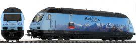 Roco 73268 E-Lok Re 465 016 Stockhorn BLS | DC analog | Spur H0 online kaufen
