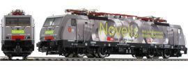 Roco 73626 E-Lok BR 189 Novelis MRCE | DC analog | Spur H0 online kaufen