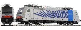 Roco 73654 E-Lok BR 186 Zebra Railpool | DC | Spur H0 kaufen