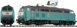Roco 73715 Diesellok BR 218 | mintgrün | VEDES-MC | DC | Spur H0 online kaufen