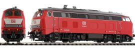 Roco 73717 Diesellok BR 210 458-6 orientrot | DB | DCC-SOUND | Spur H0 online kaufen