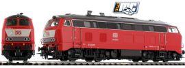 Roco 73717 Diesellok BR 210 458-6 orientrot   DB   DCC-SOUND   Spur H0 online kaufen